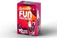 Berentzen Fun Wildkirsche Minis 16% vol PET (10x20ml)