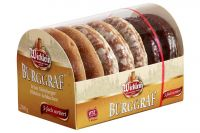 Wicklein Burggraf Oblaten-Lebkuchen 3fach sortiert (200g)