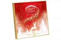 Lindt Lindor Mini-Tisch-Kalender (109g)