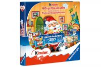 Kinder Mix Adventskalender Leserabe (109g)