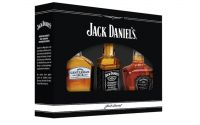 Jack Daniel's Tasting Box 40-45% vol (3x50ml)