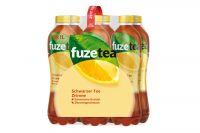 Fuze Tea Schwarzer Tee Zitrone (6x1l)