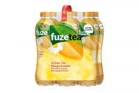 Fuze Tea Grüner Tee Mango Kamille (6x1l)
