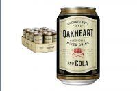 Bacardi Oakheart & Cola Dose 10% vol (12x0,33l)