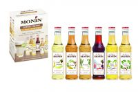 Monin Sirup Coffee-Trends (6x50ml)