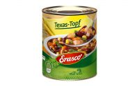 Erasco Texas-Topf (800g)