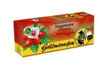 Goldmännchen Hagebuttentee (25x2,5 g)