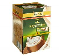 Jacobs Cappuccino 1x84 Tassen (84x10g)