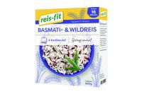 Reis-Fit Basmati- & Wild-Reis im Kochbeutel (4x125g)