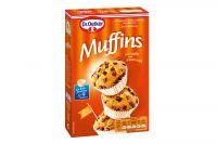 Dr.Oetker Backmischung Muffins mit Schoko-Stückchen (370g)