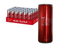 Red Bull Energy Red-Edition 24x250ml Dose