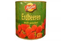 BelSun Erdbeeren mit Farbstoff (2650ml)