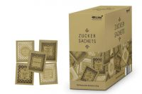 Hellma Zucker-Sachets Goldline (750x3,6g)