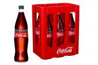 Coca Cola Zero Sugar (6x1l)