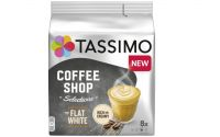 Tassimo Coffee Shop Selections Typ Flat White (8x27,5g)