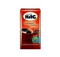 cafe HAG herzhaft kräftig entcoffeiniert (gemahlen) 1x500g