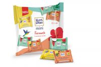 Ritter Sport mini Fernweh-Mix (15x16,67g)