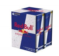 Red Bull Energy 4x250ml Dose
