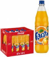 Fanta Orange (12x1l)
