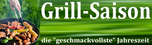 Grill-Saison