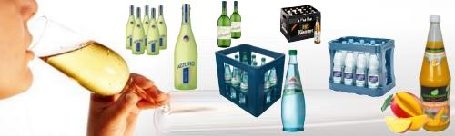 Getränke - Lieferung nur in Leipzig